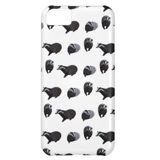 Badger Frenzy iPhone 5 Case (Choose Colour)