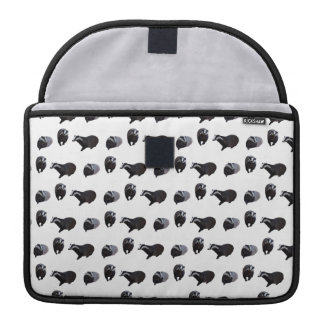 Badger Frenzy MacBook Pro Sleeve (choose colour)