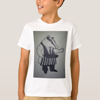 Badger from Wind in the Willows T-Shirt