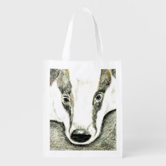 Badger Reusable Bag