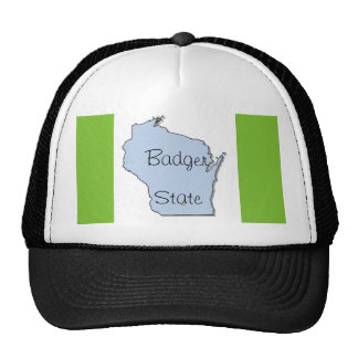 Badger State Cap _ Wisconsin