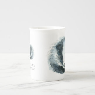 Badger Tea Cup