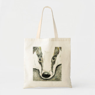 Badger tote bag (JZH1)