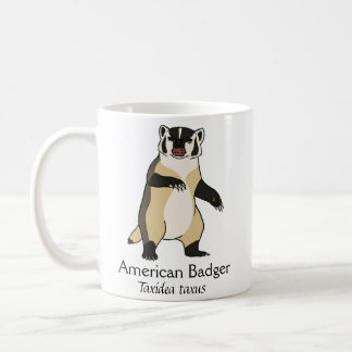 Badger vs. Badger Mug