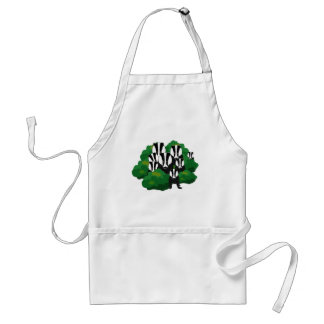 Badgers Apron