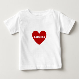 badgers baby T-Shirt