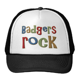 Badgers Rock Cap