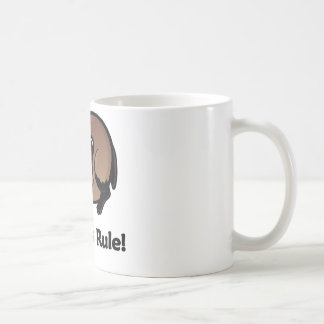 Badgers Rule! Coffee Mug