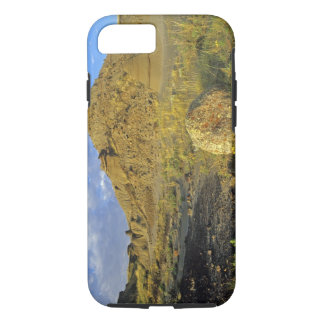 Badlands formations at Dinosaur Provincial Park iPhone 8/7 Case