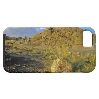 Badlands formations at Dinosaur Provincial Park Tough iPhone 5 Case