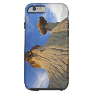 Badlands formations at Makoshika State Park in Tough iPhone 6 Case