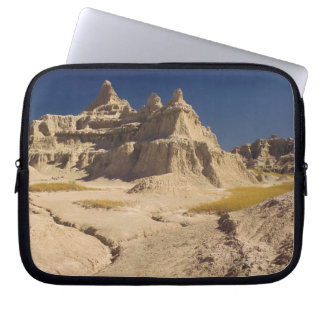 Badlands in South Dakota Laptop Sleeve