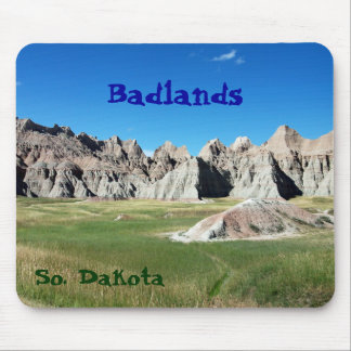 Badlands Mouse Pad
