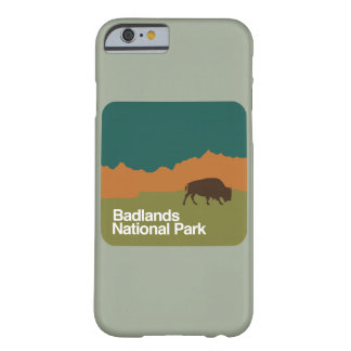 Badlands National Park Barely There iPhone 6 Case