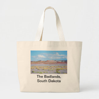 """Badlands National Park"" collection Jumbo Tote Bag"