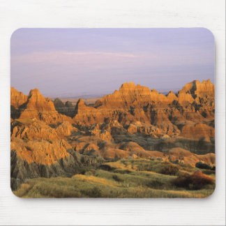 Badlands National Park in South Dakota Mouse Mat