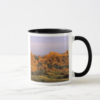 Badlands National Park in South Dakota Mug