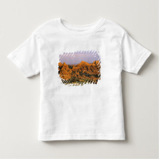 Badlands National Park in South Dakota Toddler T-Shirt