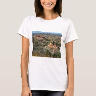 Badlands National Park North Dakota T-Shirt