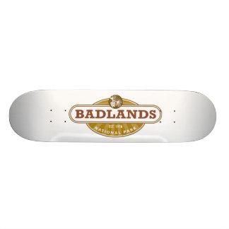 Badlands National Park Skate Boards