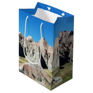 Badlands National Park South Dakota Medium Gift Bag