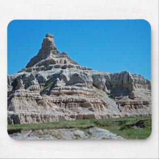 Badlands National Park South Dakota Mouse Pad