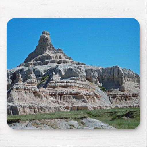 Badlands National Park, South Dakota Mousepads