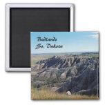 Badlands, South Dakota Magnet