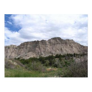 Badlands South Dakota Post Card