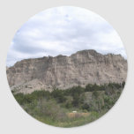 Badlands South Dakota Stickers