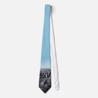 Badlands South Dakota Tie