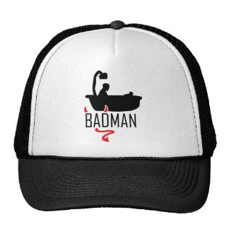badman cap