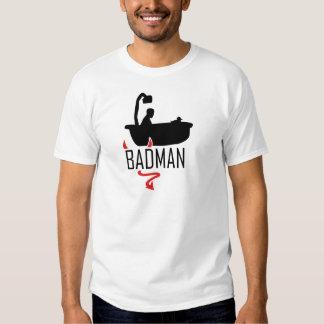 badman t shirt