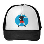 badminton baseball cap