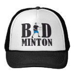 badminton baseballcap