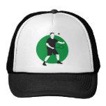 badminton baseballcaps