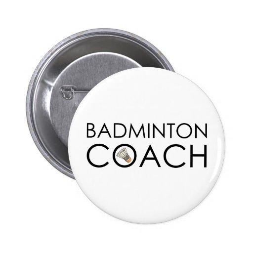 Badminton Coach Buttons