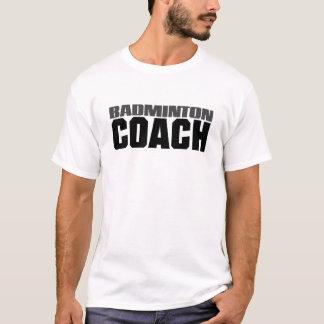 Badminton Coach T-Shirt