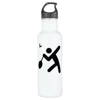 BADMINTON | cool sport icon 710 Ml Water Bottle