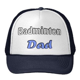 Badminton Dad Mesh Pet