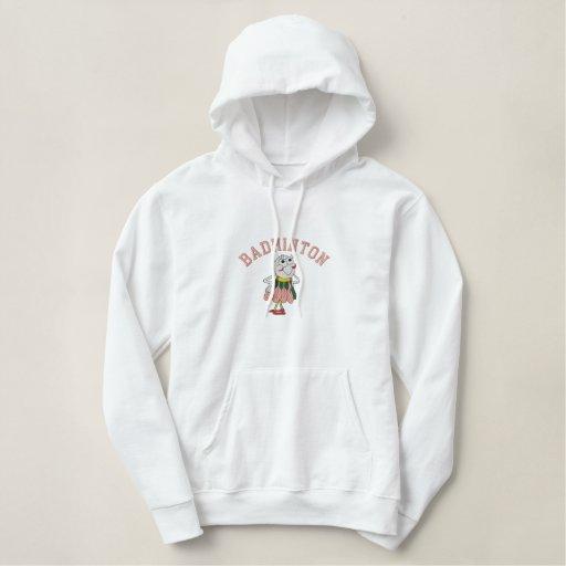 Badminton Embroidered Shirt