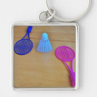 Badminton Keychains