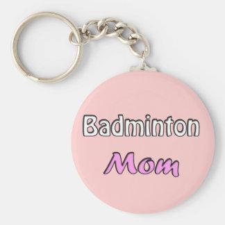 Badminton Mom Sleutelhanger