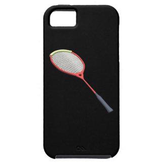 Badminton Racquet iPhone 5 Cases