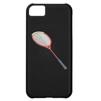 Badminton Racquet iPhone 5C Cases