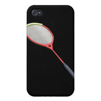 Badminton Racquet Cases For iPhone 4