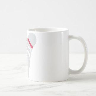 Badminton Shuttlecock Coffee Mug