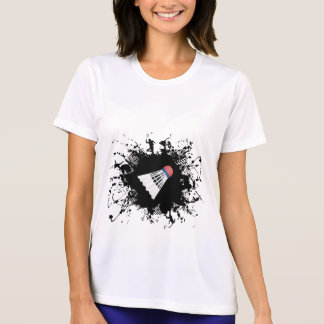 Badminton Urban Style T Shirt
