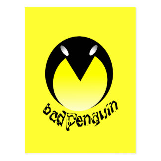 badPenguin_Vector_Clipart Postcards