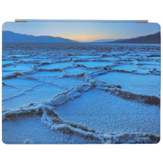 Badwater dusk, Death Valley, California iPad Cover